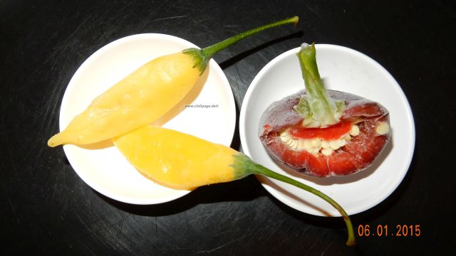 Cherry Chocolate Kirschpaprika und Lemon Drops